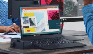 Jednym z nowszych i bardziej interesujących laptopów od firmy Lenovo jest definitywnie model X1 Yoga czwartej generacji