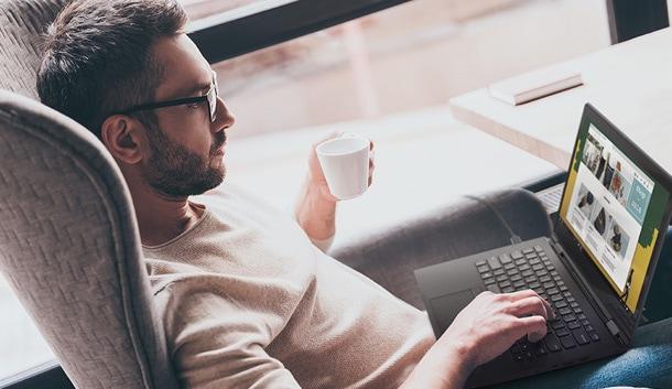 Lenovo ThinkPad L590to nie tylko dobry laptop na dzisiejsze czasy, ale w pewnym sensie inwestycja na lata